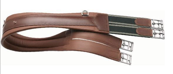 PRESTIGE Saddle-Girth with elastik