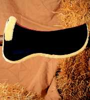Christ Saddle Pad Lambskin Standard