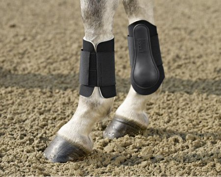 Tendon Boots Neoprene front by ESKADRON