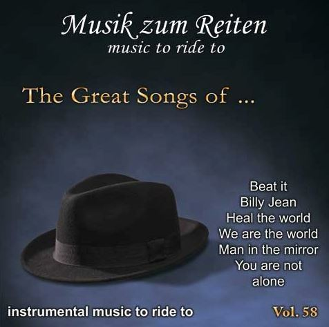 MUSIK-CD Vol. 58: Great Songs of Michael Jackson