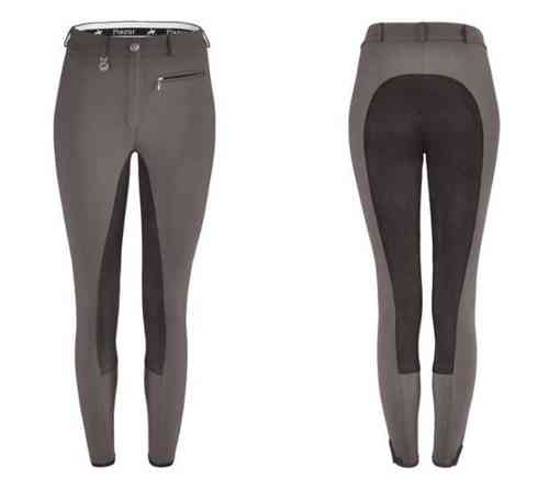 PIKEUR Ladies Breeches Lugana Contrast Micro 2000