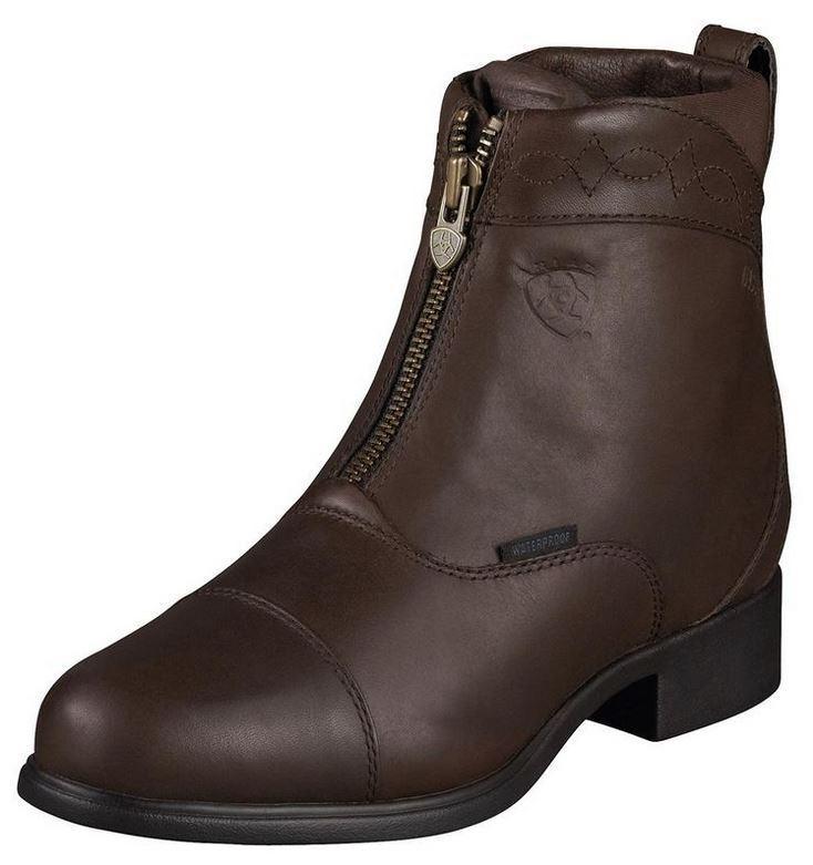 585f5cc019b4 Ariat Half Boots Bancroft H2O Insulated Zip - ReiterDiele-online