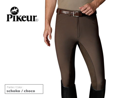 Pikeur Mens Breeches Rossini SOFTSHELL