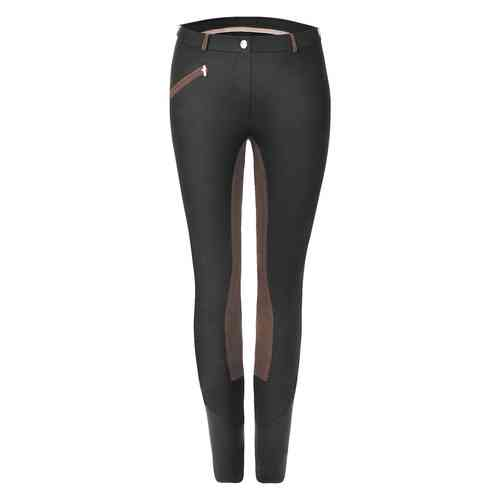 Childrens breeches CARAT black-coffee by CAVALLO