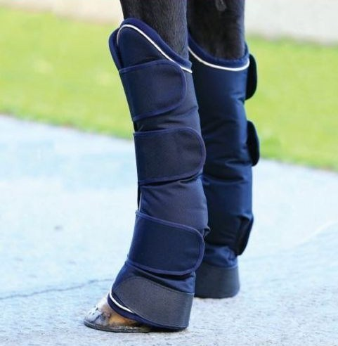 Rambo travel boots by horseware