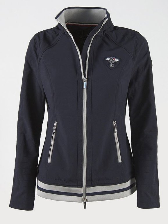 EQUILINE Ladies Softshell-Jacket JEWEL