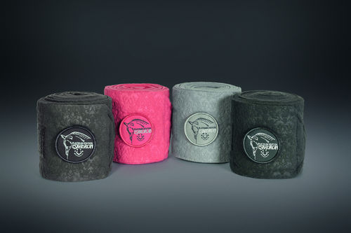 Eskadron Platinum 2016 Fleece-bandages Ornaments