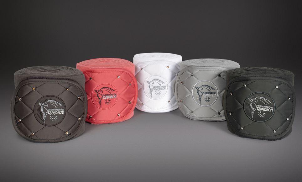 Eskadron Platinum Fleece Bandages