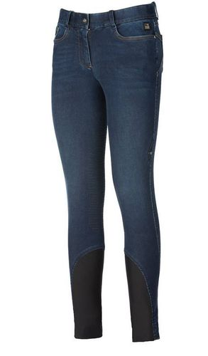 Equiline Jeans Reithose DENISE Halfgrip
