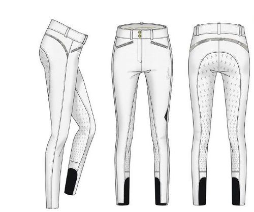 Equiline X-Grip Ladies Breeches AGATHA