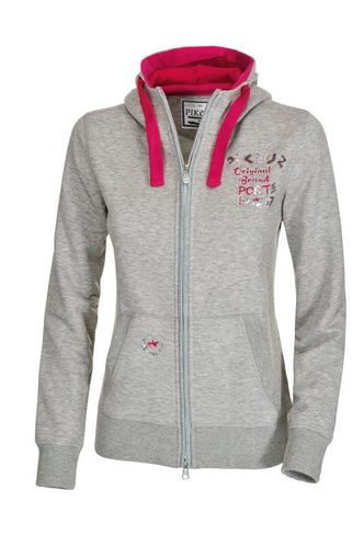 PIKEUR Sweat Jacke JENNIFER