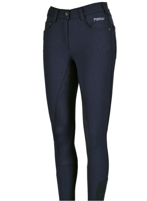PIKEUR Ladies Breeches Badira Print