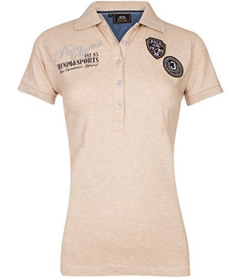 HV POLO Damen Shirt MAVIS