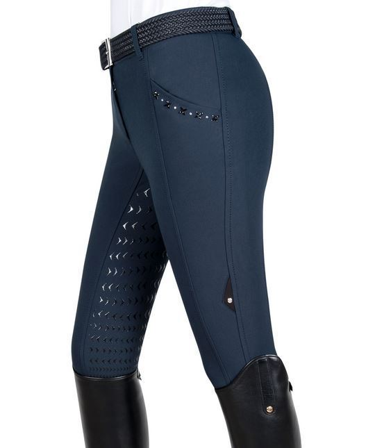 Für Original auswählen elegant im Stil neueste trends EQUILINE Damen Reithose LAILA Full-Grip