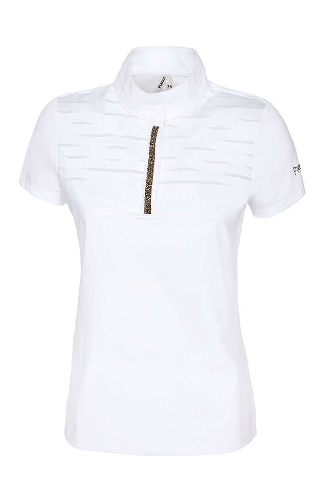Pikeur Ladies Competition Shirt with Half Sleeves