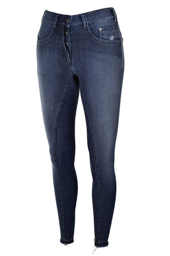 PIKEUR Ladies Breeches FAYENNE Jeans FullGrip