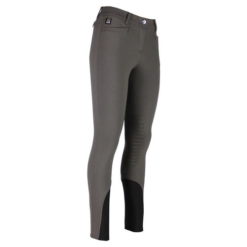 Equiline Ladies Breeches ASH Knee Grip