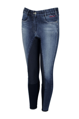 Pikeur Girls Breeches KALOTTA JEANS GRIP
