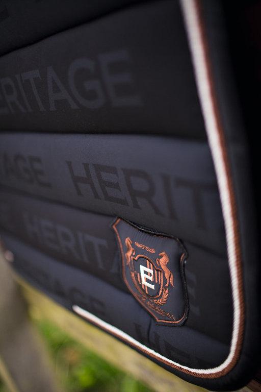 Eskadron Heritage Schabracke MICRO EMBLEM in blackblue oder copper