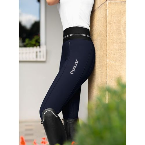 PIKEUR Ladies Breeches GIA GRIP ATHLEISURE-SOFTSHELL