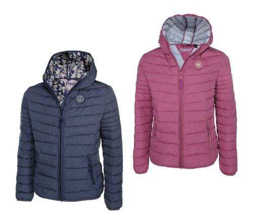 PIKEUR girl´s quilted jacket KALINKA - YOUNG STARS