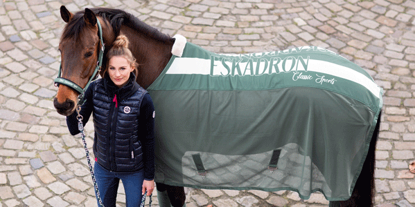 ESKADRON Fly Rug PRO COVER SS 2019