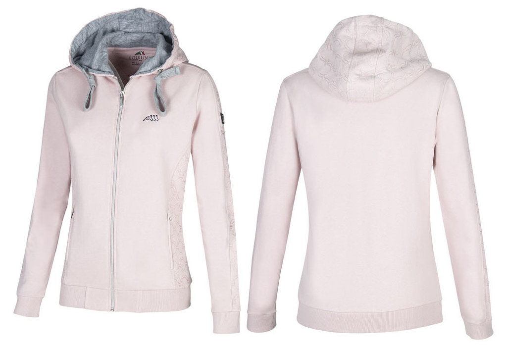 Equiline Damen Sweat-Jacke KAIRA