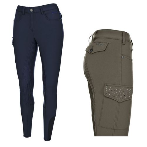 PIKEUR Ladies Breeches PHIILINA Grip