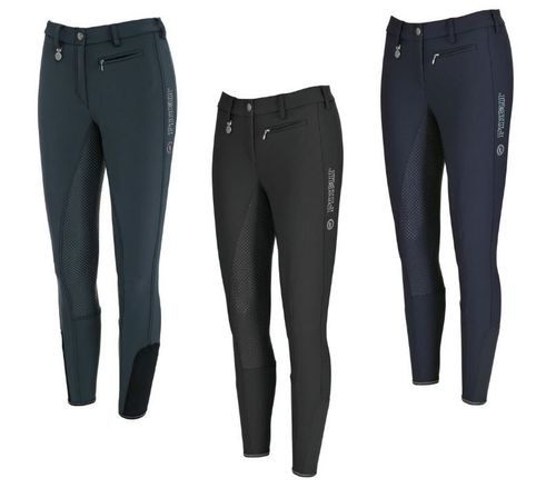 PIKEUR Ladies Breeches LUCINDA GRIP corkshell