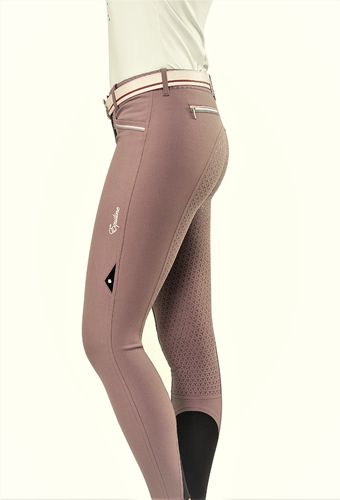 Equiline Ladies Breeches  ESHA, Full-Grip