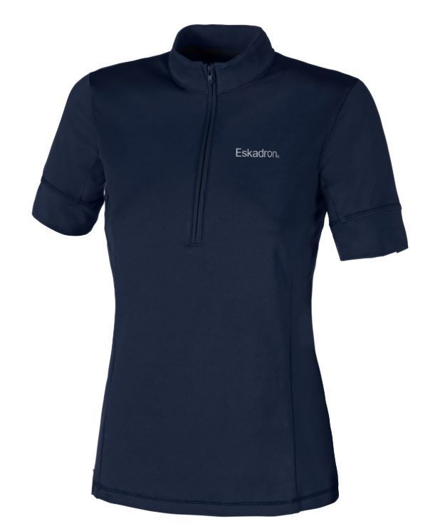ESKADRON Riding ZIP-Shirt FS20