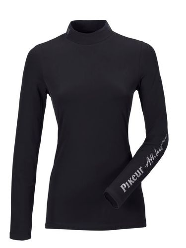 PIKEUR Ladies Longsleeve Shirt KLEO black