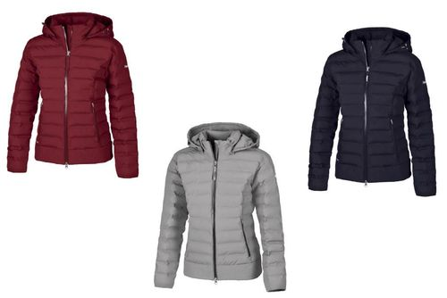 PIKEUR Ladies' Quilted Jacket MATHEA, waterproof
