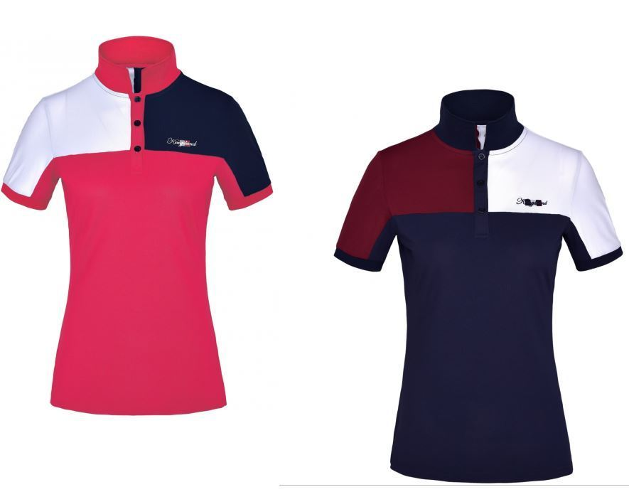KINGSLAND Damen Polo Shirt KL JANEY